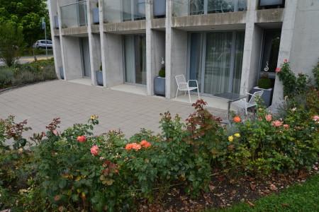 Rosengarten-trocken