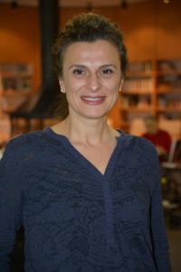Rosalba Huber. Leiterin GWG