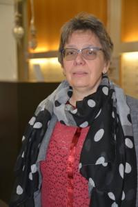 Christa Pötz, Leiterin Infostelle