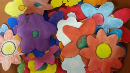Blumen für Deko