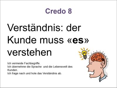 Credo 8