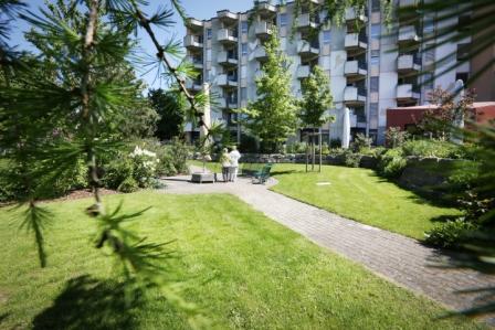 Garten Sonnenhof GWG