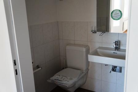 Gartenzimmer Badezimmer