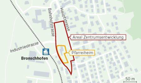 Zentrumsentwicklung Bronschhofen 2