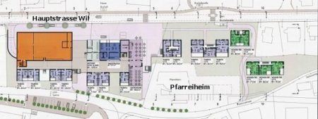 Zentrumsentwicklung Bronschhofen
