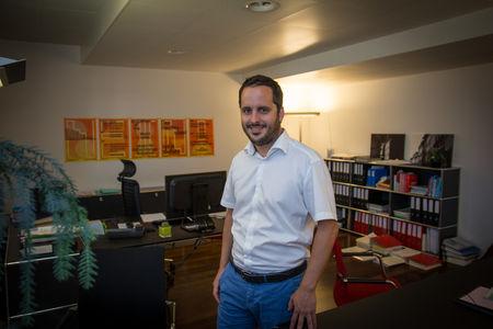 Stadtrat Dario Sulzer kandidiert erneut für den Wiler Stadtrat.